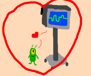 Plankton And His Robot Together Forever