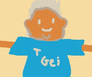 Blue Shirt Kid (Pewdiepie)