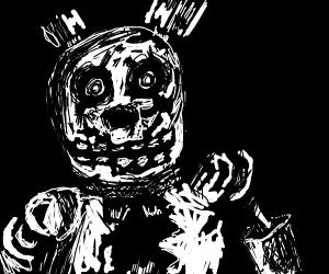 Spooky springtrap