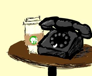 Rotary Telephone is feeling basic tonight