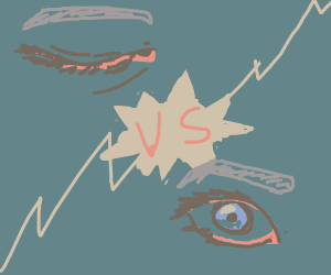 Closed eye VS Opened eye
