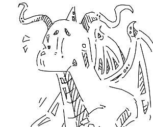 Dragonite Sprite