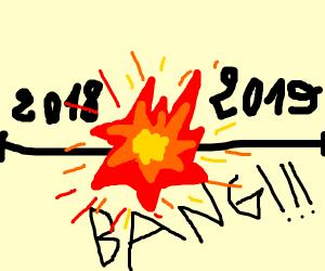 2019 begins with a bang!