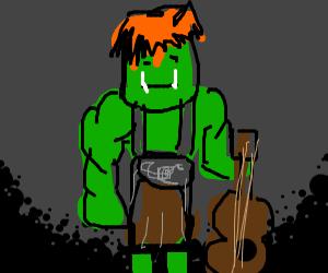 Ed Sheeran orc