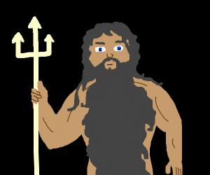 Naked Poseidon