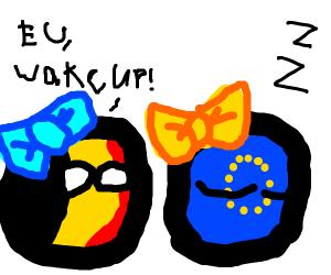 EU! Wake up!