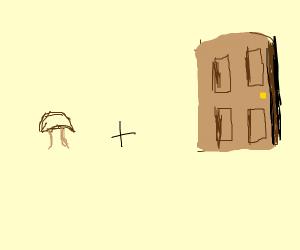 Mushroom + Door