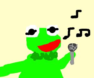 kermit singing