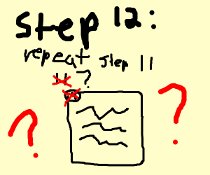 Step 11: Repeat Step 4