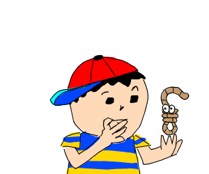 ness hangs himself (GONE strange!!!!)