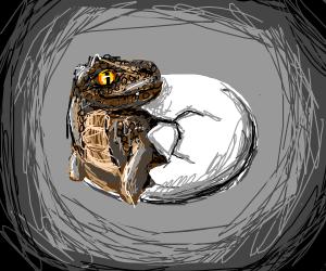 Newborn Dinosaur