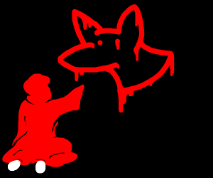 Little red riding hood cult