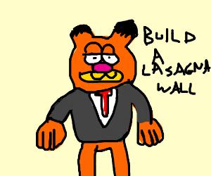 Garfield Trump