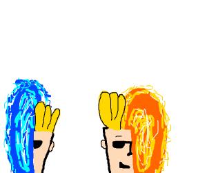 johnny bravo in portal