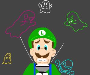 Luigi's Mansion for Switch