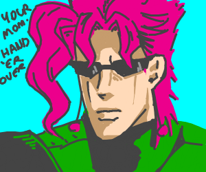 Kakyoin: milf hunter