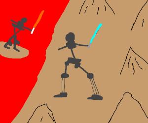 Robot Jedi