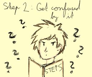 Step 1: skip to step 2