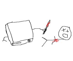 Xbox killing people