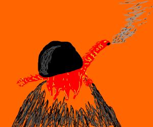 Dragon Below Stone, Blowing Ashed Smoke