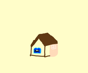 A house (For Spider)