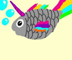 unicorn..fish