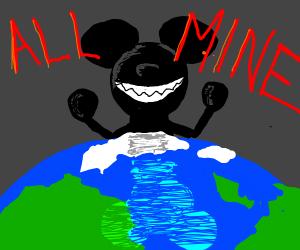 Disney owns everything