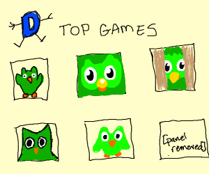 Today's top games and recent games