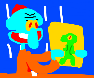 How bout this one? I call it bold and brash