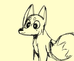 cute fox:0