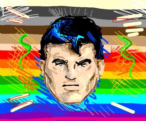 superman on LSD