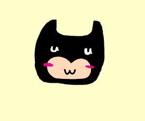 batman uwu-ing