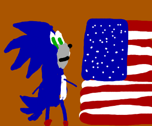 Sonic Goes to America