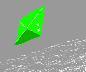 a green shard