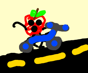 apples and motorcycles