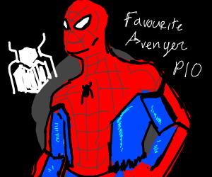 Favorite avenger PIO