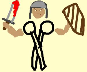 Warrior Scissors