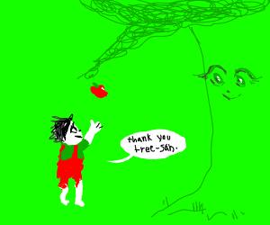 The Giving Tree Anime Adaptation