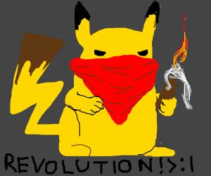 Radical Pikachu