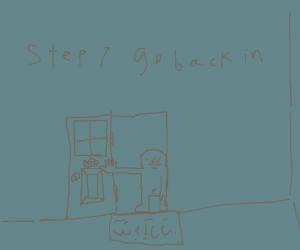 Step 6: Leave(s)