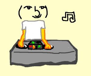 lenny faced DJ