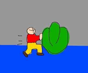 Pushing Spinach