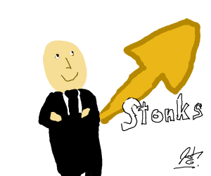 one punch man-STONKS