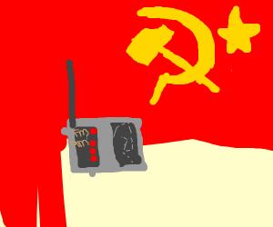 CMNS 1848, The Communist Radio!