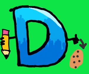 D likes potato man