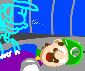It's just a me, Luigi!