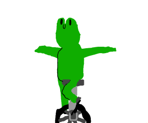 yare yare, here come dat boi