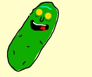 I'm Pickle Rick!!