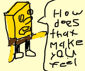 Spongebob Psychologist