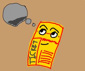 Dreamy Ticket
